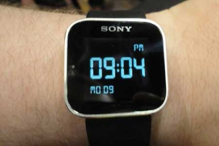 ساعة Sony SmartWatch