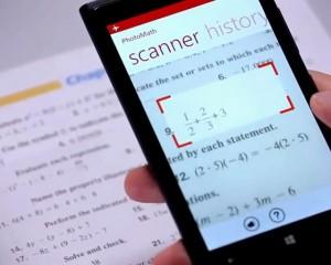 """تطبيق فوتو ماث """"Photo Math"""" … هل سيكون العدو الأول لأساتذة الرياضيات"""